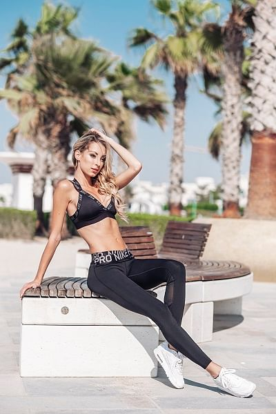 Bright & Fit Fitness online program di Alice Veglio